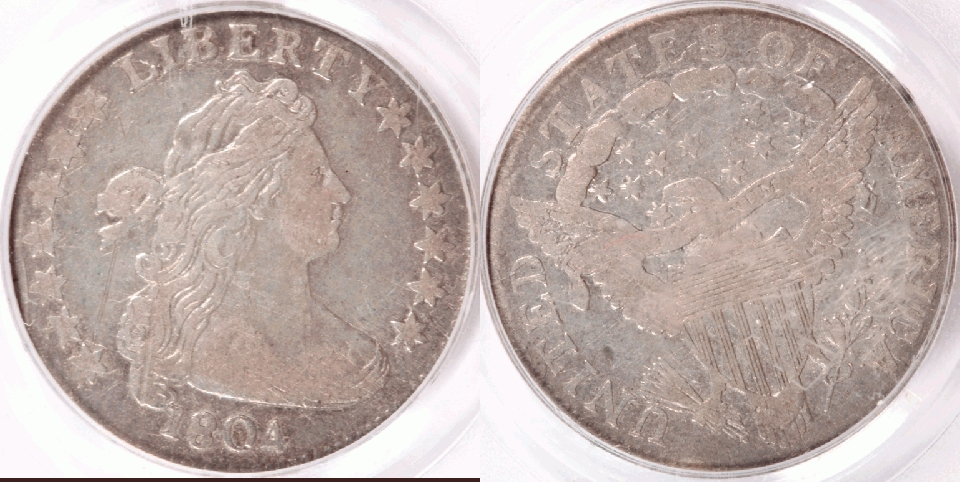 1806 B-8 Quarter with CUD